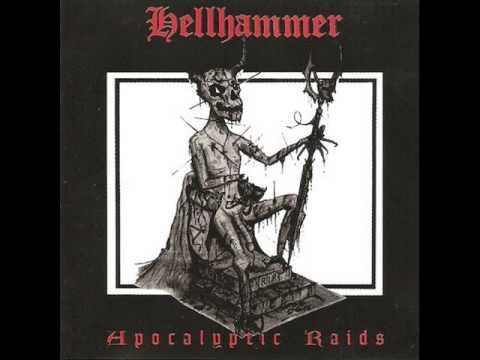 Hellhammer: Apocalyptic Raids Full Album thumb