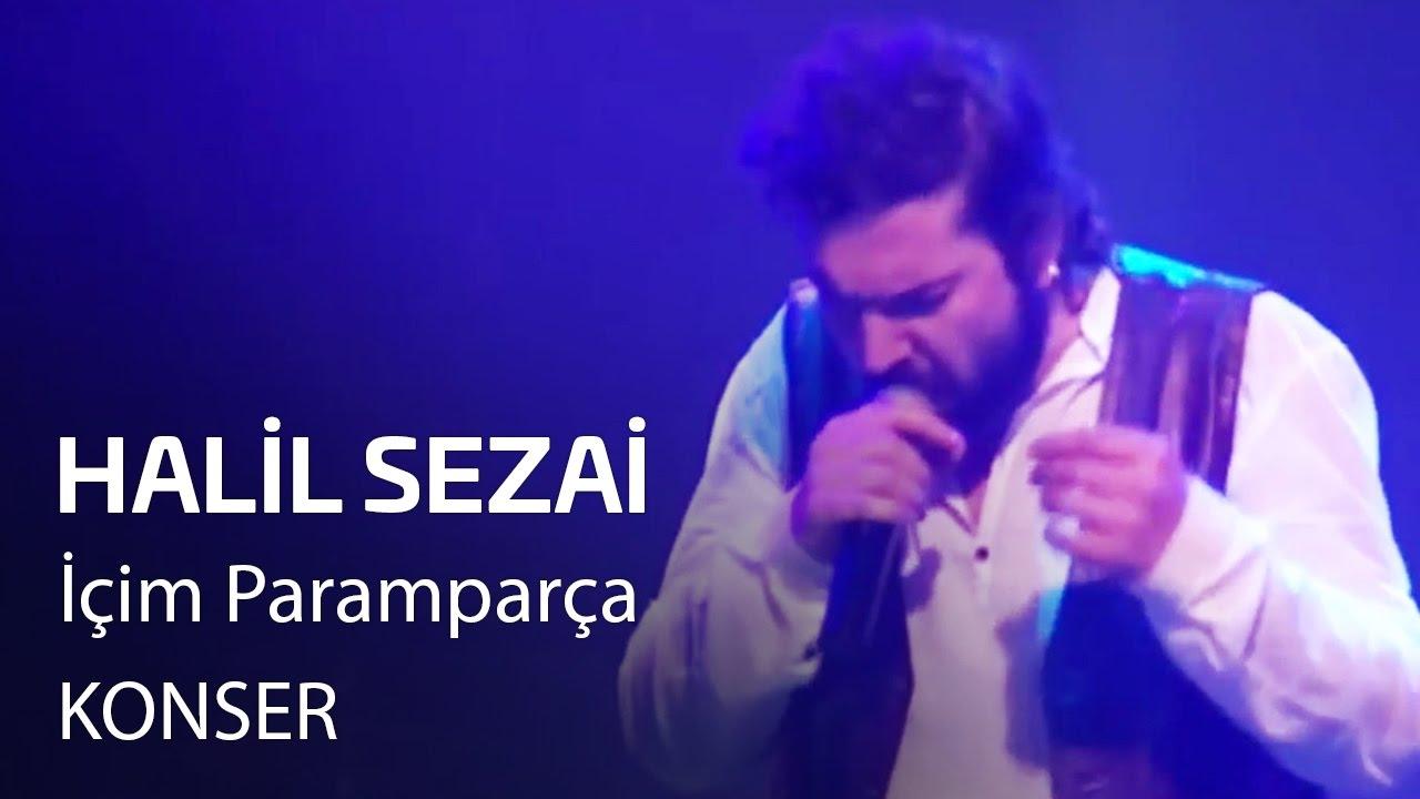 Halil Sezai - İçim Paramparça (Jolly Joker Konseri) - YouTube