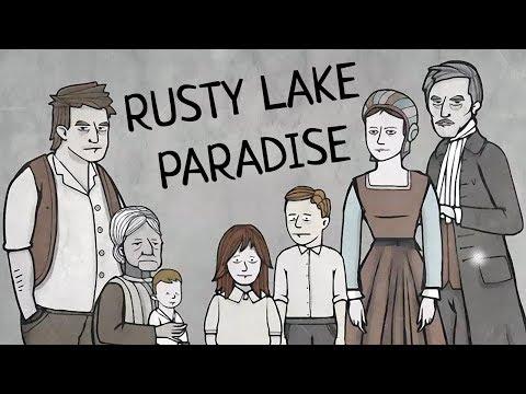 Rusty Lake Paradise - Расти Лейк Парадиз - Полное прохождение игры