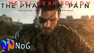 [Gameplay + impresiones] MGS V The Phantom Pain