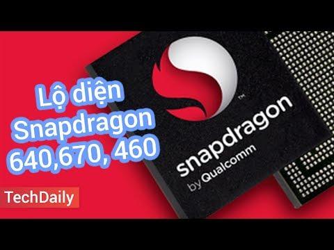 TechDaily 2/1: Snapdragon 670, 640, 460 lộ diện; Mã pin điện thoại bị hack qua cảm biến || TECHMAG