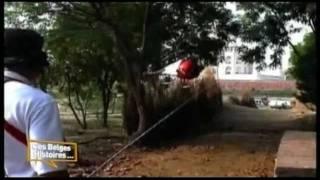 RTL-TVI - Emission ces belges histoires : Flying-Cam
