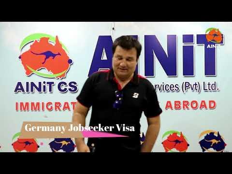 Visa Grant- Germany Job Seeker Visa