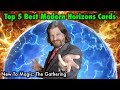 Top 5 Best Modern Horizons Cards New To Magic: The Gathering