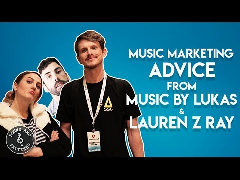 Online Music Marketing Strategy NOBODY Is Talking About (w. musicbyLUKAS & Lauren Z Ray)