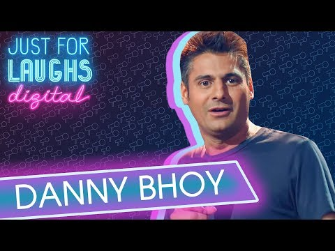 Danny Bhoy - Getting Your Haircut
