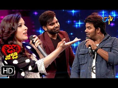 Sudheer | Rashmi | Pradeep | Funny Joke | Dhee Jodi | 24th April 2019 | ETV Telugu