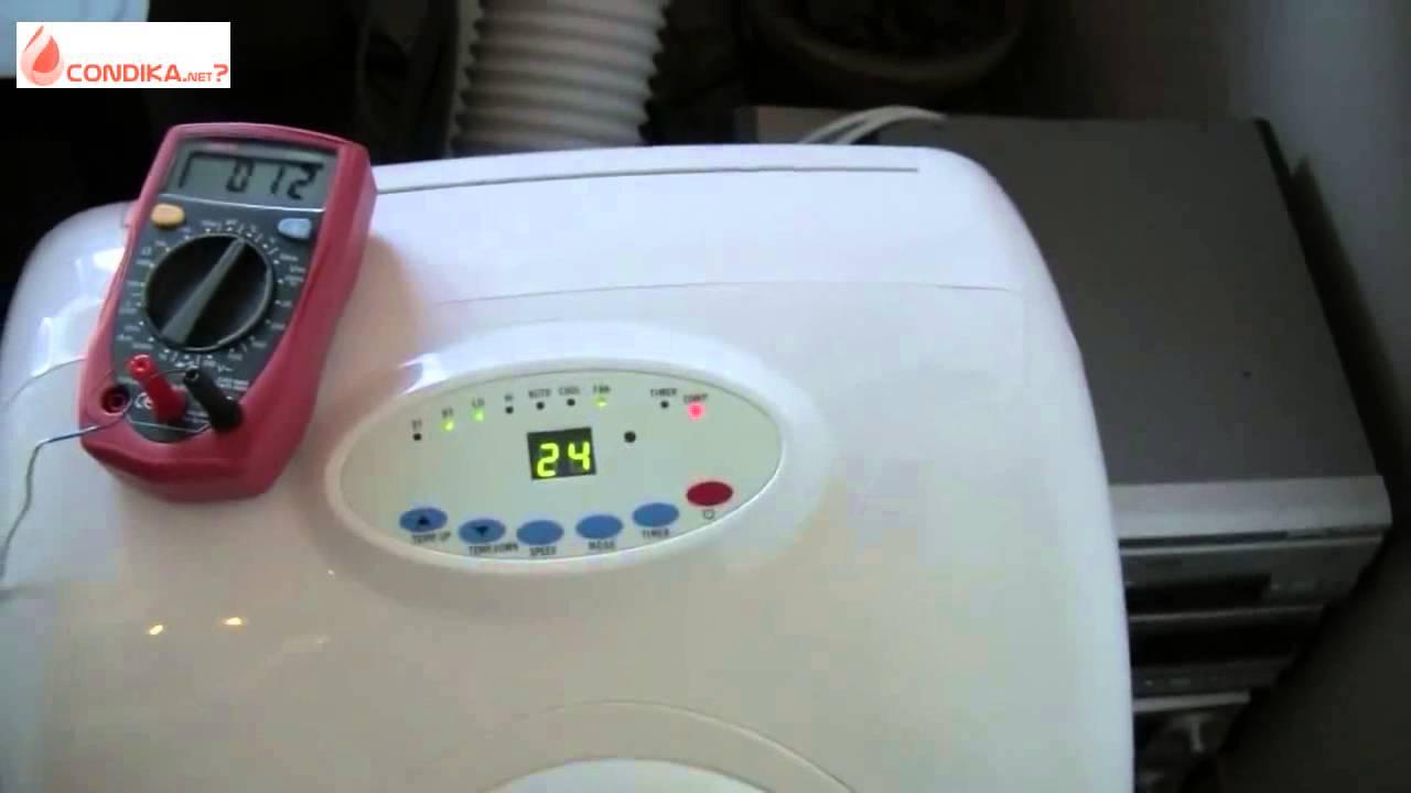 Мобильный кондиционер Ballu Platinum BPHS-09H и 12H: обзор, отзывы .