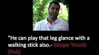 Waquar Younis on Sachin Retirement