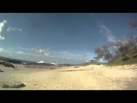 Moreton Island - North Point & Champagne Pools