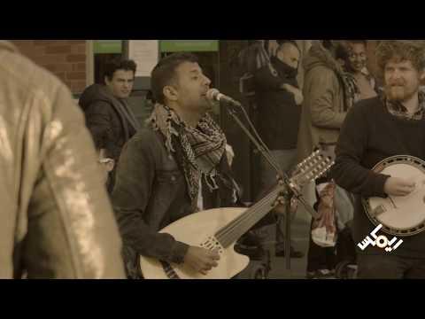 Hamza Namira - Remix - Ya Yomma Fe Dag | حمزة نمرة - ريمكس - يا يمه فيه دق ع بابنا