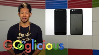 Samsung's Note 8 and Google's Pixel 2 in the wild! (Googlicious)