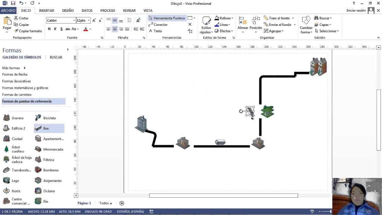 Programa para hacer croquis visita del diseo de diagrama for Plano habitacion online