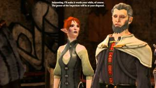 Dragon Age 2 Betraying Fenris - Alone quest