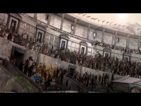 History of the Roman Colosseum - Naumaquias