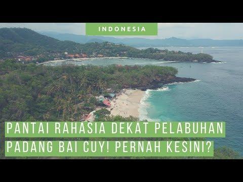 Pantai Bias Tugel, Secret Beach Dekat Pelabuhan Padang Bai [ Wisata Bali ]