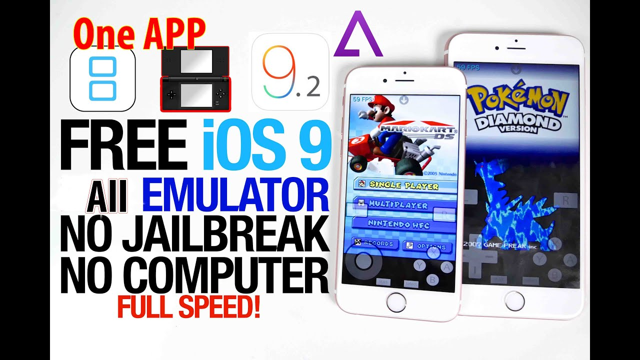n64 emulator iphone how to get gba nds psp n64 emulators on ios 9 9 2 1 9 3 2913