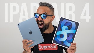 iPad Air 4 2020 UNBOXING