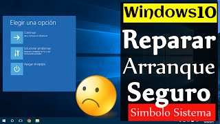 6 Opciones Para Reparar | Windows 10 | Sin formatear | Daños Sistema o Virus