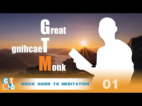 GTM Ep 01: Quick Guide to Meditation