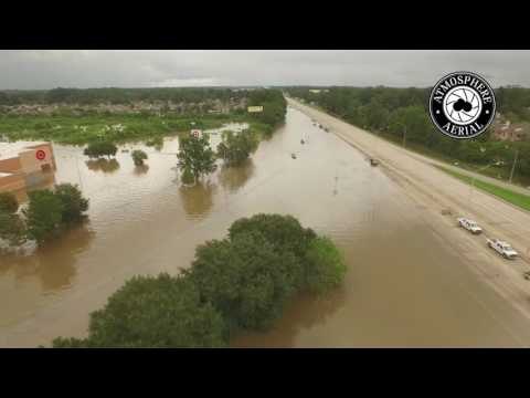 Louisiana Flood of 2016: Watch flooding in Baton Rouge