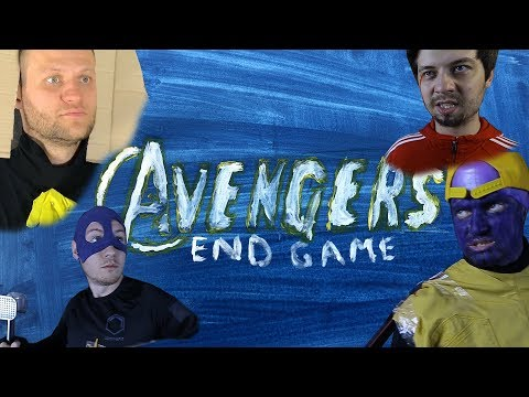 Avengers: Endgame. Low cost version | Studio 188