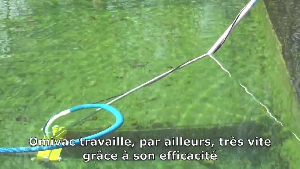 Avec Ceci, Tout Ce Dont Vous Avez Besoin Pour Le Nettoyage De La Piscine(HD)