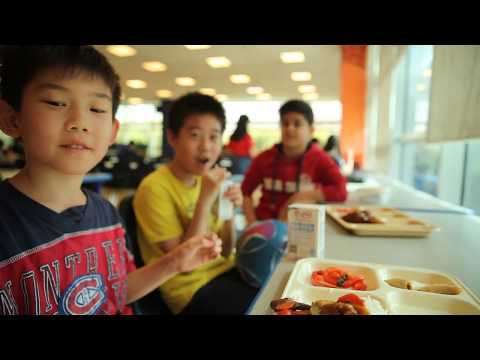 International School of Beijing Cafeteria: Documentary