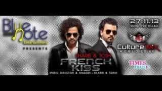 French Kiss remix video song by sharib & Toshi album french kiss