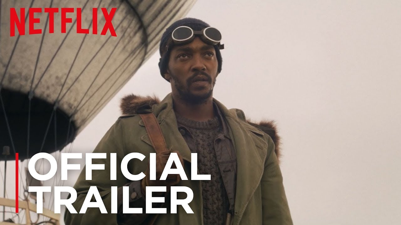 IO | Official Trailer [HD] | Netflix image