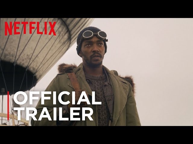 IO | Official Trailer | Netflix
