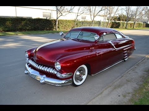 sold 1950 mercury coupe hot rod for sale by corvette mike anaheim california 92807 youtube. Black Bedroom Furniture Sets. Home Design Ideas