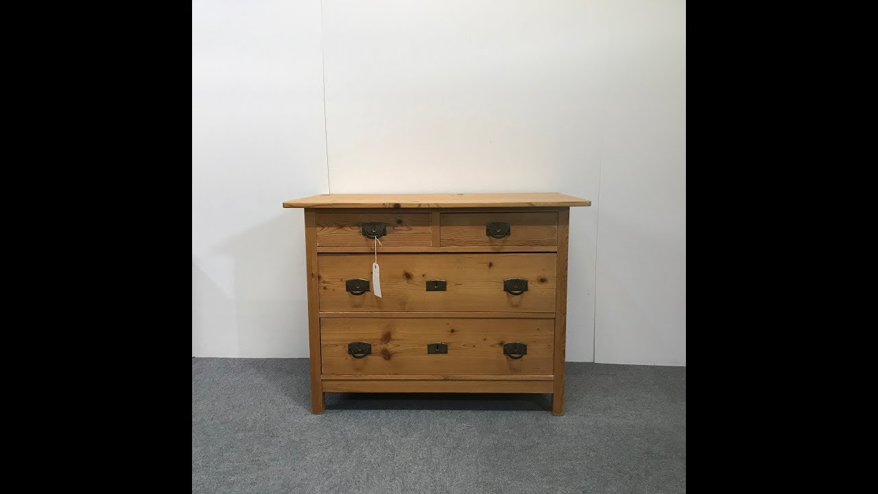 Polished Antique Pine Chest of Drawers for sale - Pinefinders Old Pine  Furniture Warehouse - Polished Antique Pine Chest Of Drawers For Sale - Pinefinders Old