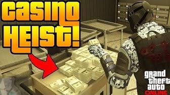 DER GROSSE CASINO HEIST in GTA Online!