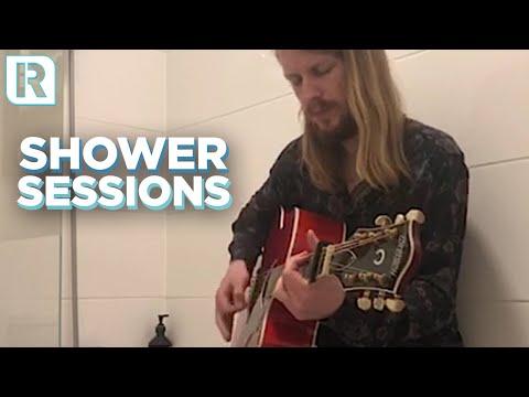 Bleak Soul (Ben Langford-Biss), 'The Death Of A Stranger' - Shower Sessions For 'Rocksound'