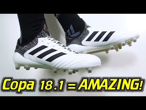 low priced d4d5c 2a0b1 Adidas Copa 18.1 (Skystalker Pack) - Review + On Feet