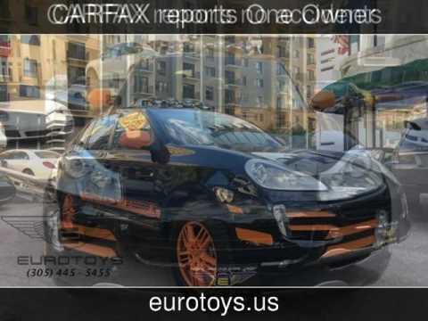 2010 Porsche Cayenne S Transsyberia Used Cars Miamifl 2016 11