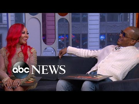 KJ Brooks - T.I. & Tiny Play Re-Newlywed Game