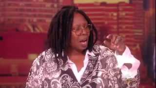 "Whoopi Plays Race Card In Argument With Conservative Guest Co-Host: ""Spoken Like A True White Guy"""