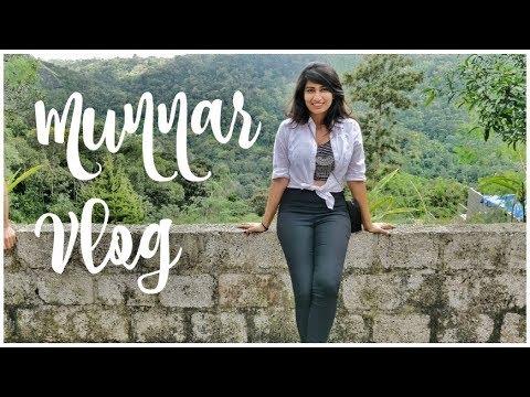 Munnar Vlog || Things to do in Munnar || Explore Kerala|| Isheeta