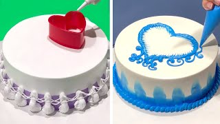 So Quick Cake Decorating Tutorials for Holiday | Easy Chocolate Cake Recipe | Most Satisfying Cake