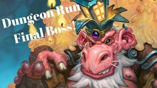 Togwaggle has my back! Shaman Final Boss [Dungeon Run]