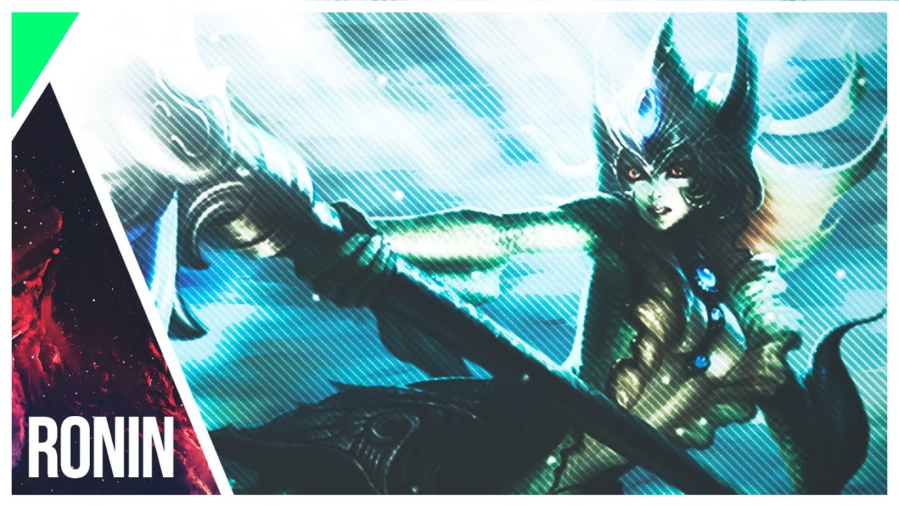 Wallpaper Nami League Of Legends Youtube