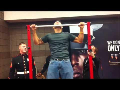 30 Marine Corps Pullups