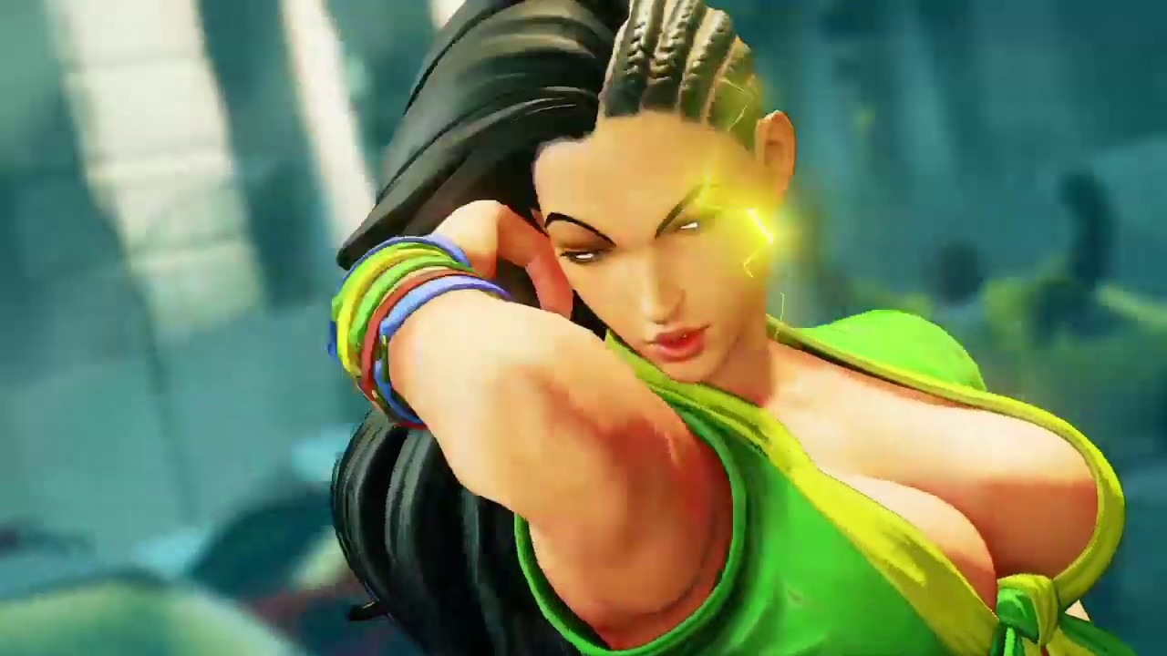 Street Fighter V - Laura arcade mode (SF3 route)