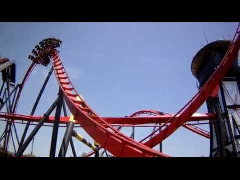 USA Road Trip 2016 - Six Flags Great America & Chicago