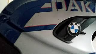 BMW F650 GS DAKAR 2004