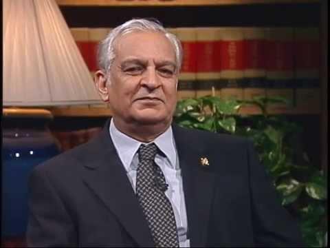 Gen. Jehangir Karamat interview Part 1 UPI/TV Dr. Kazmi Associate Producer