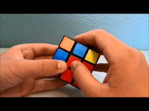 How to solve a Rubik's Cube - Step 3: Second Layer