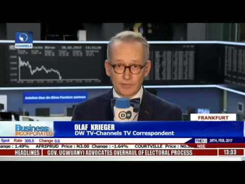 Business Incorporated: French Economy As GDP Decreases Slightly
